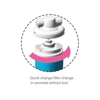 Under Sink Water Filter UWF-Q201-03